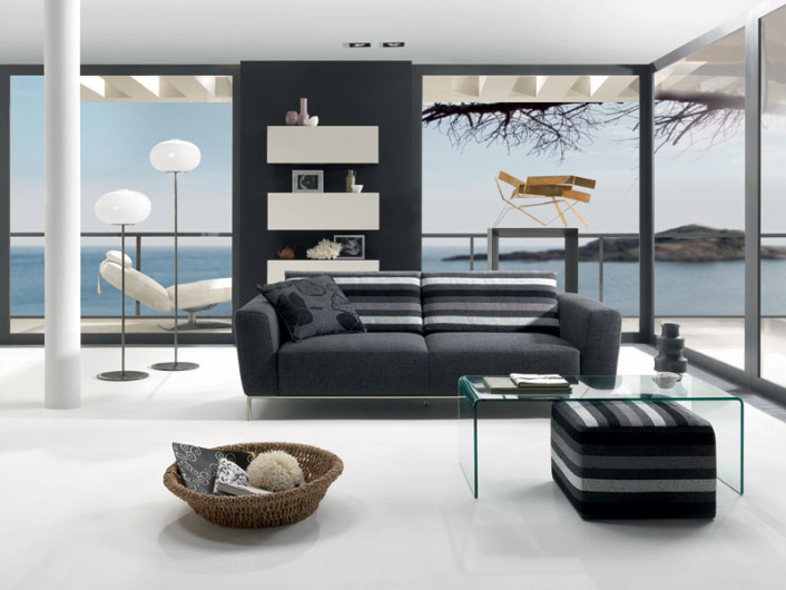 contemporay living room furniture