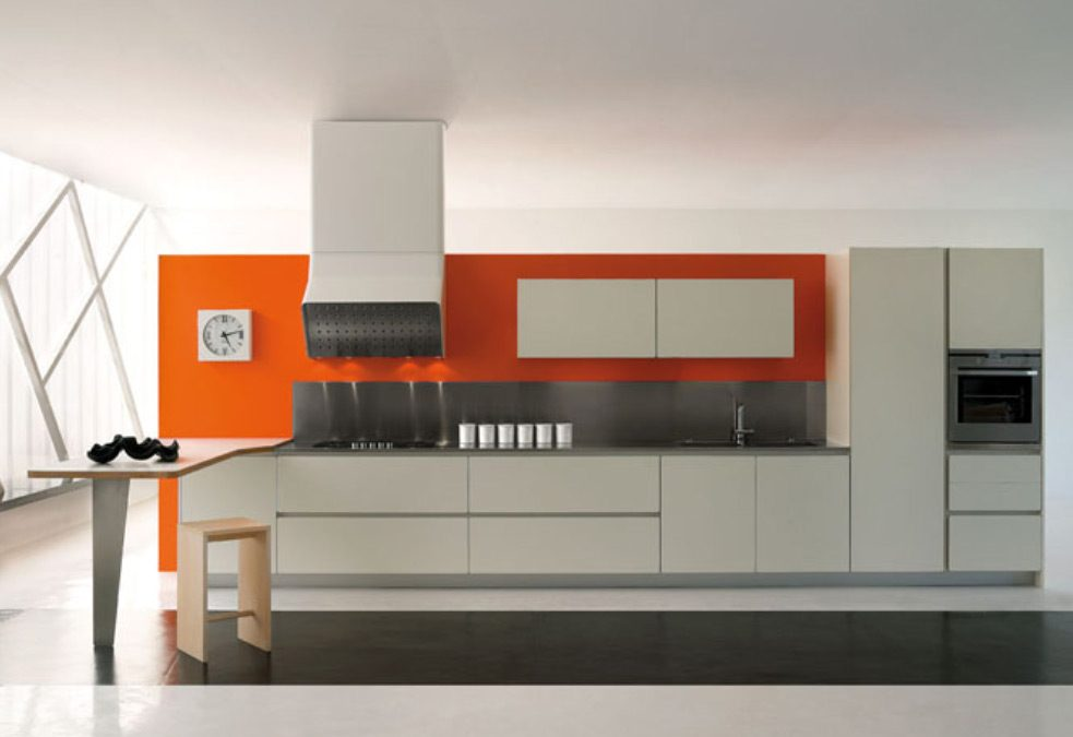 contemporay kitchen